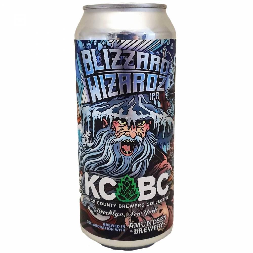 Blizzard Wizardz - 47,3 cl - KCBC