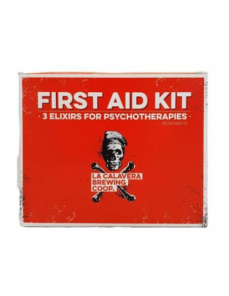 First Aid Kit - 3 x 20 cl - La Calavera