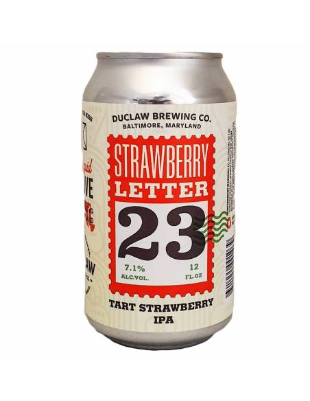 Strawberry Letter 23 35,5 cl - EMB 23/01/19 - DuClaw