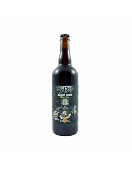 Dark Smoked Saison - 75 cl