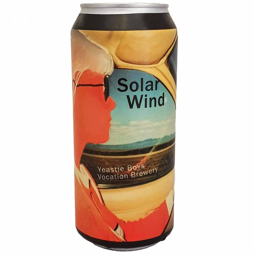 Solar Winds Vocation X Yeastie Boys Brewery Brut IPA Bière Artisanale Craft Beer Bieronomy