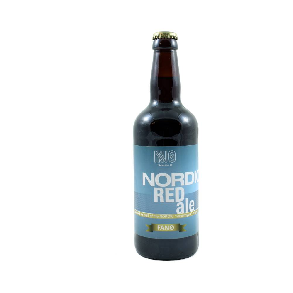 Fanø Nordic Red Ale 50 cl