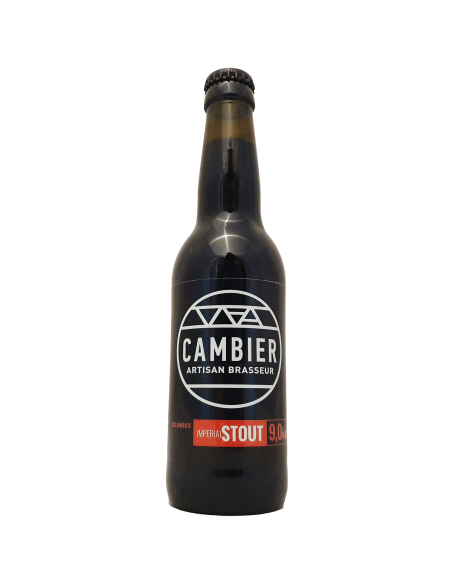 Imperial Stout - 33 cl - Cambier