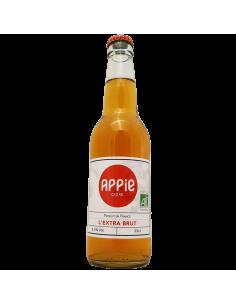 L'Extra Brut Bio - 33 cl - Appie Cidre