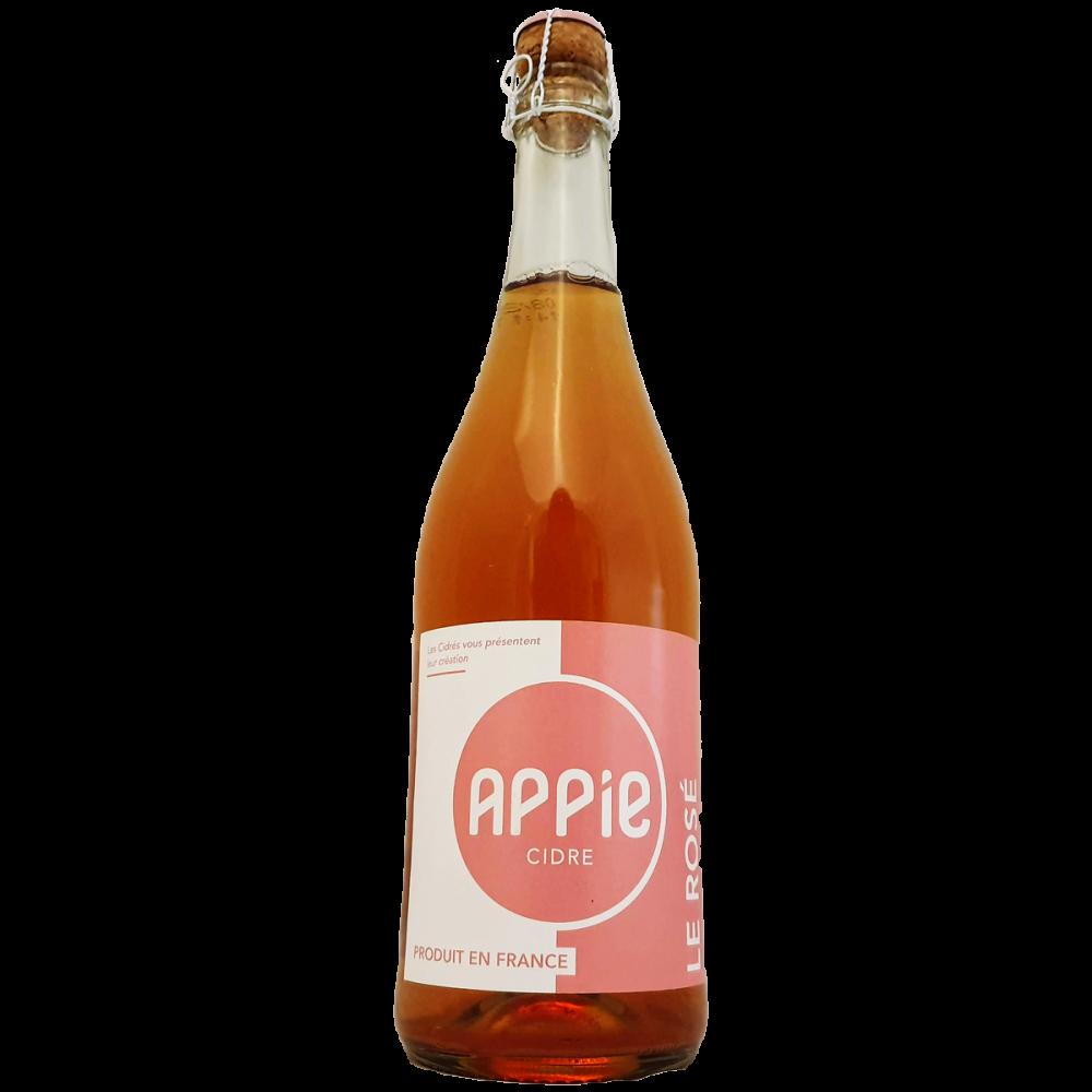 Le Rosé - 75 cl - Appie Cidre