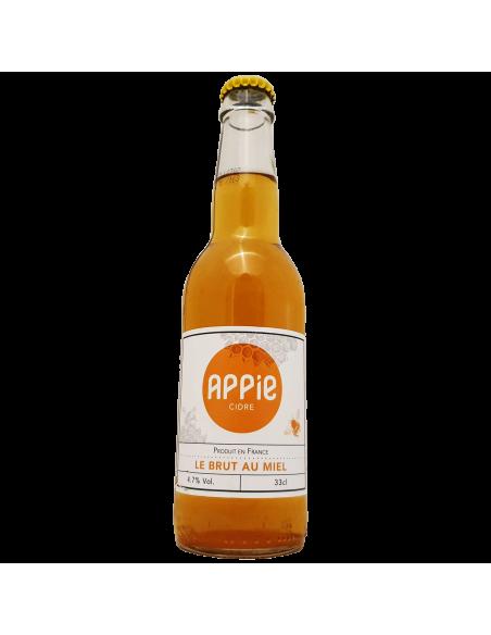 Le Brut au Miel - 33 cl - Appie Cidre