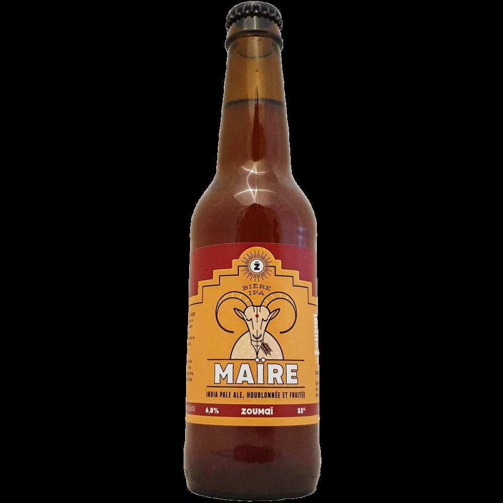 Maïre - 33 cl - Brasserie Zoumaï