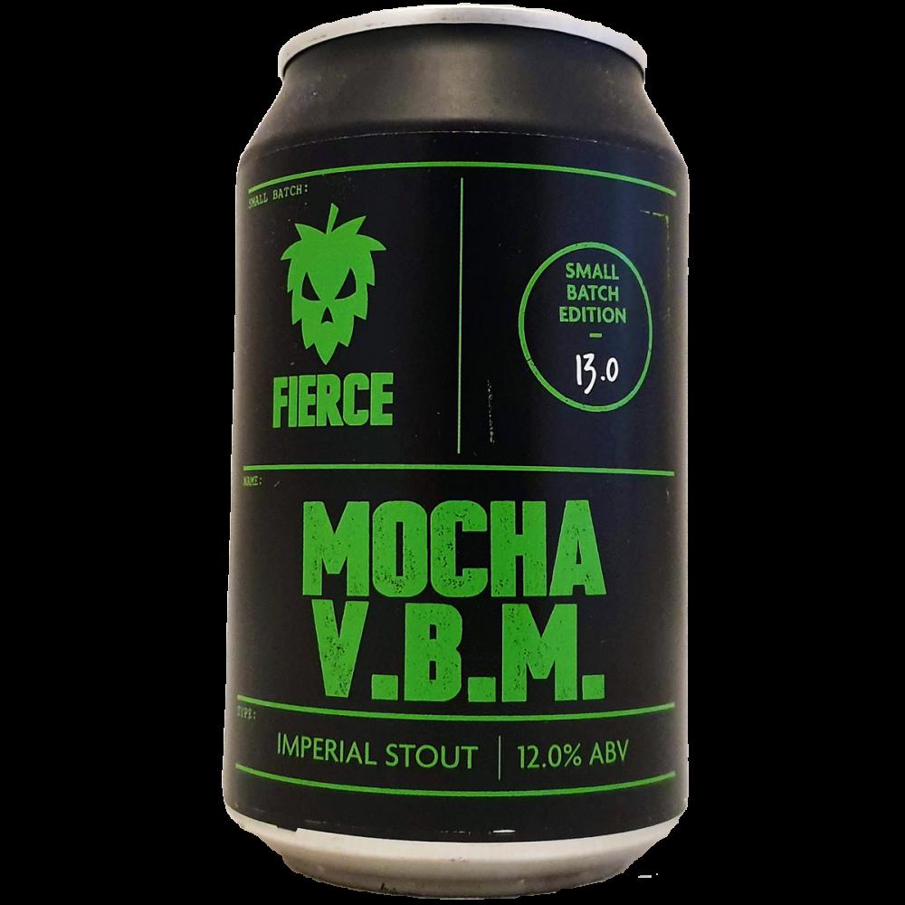 Mocha V.B.M. - 33 cl - Fierce
