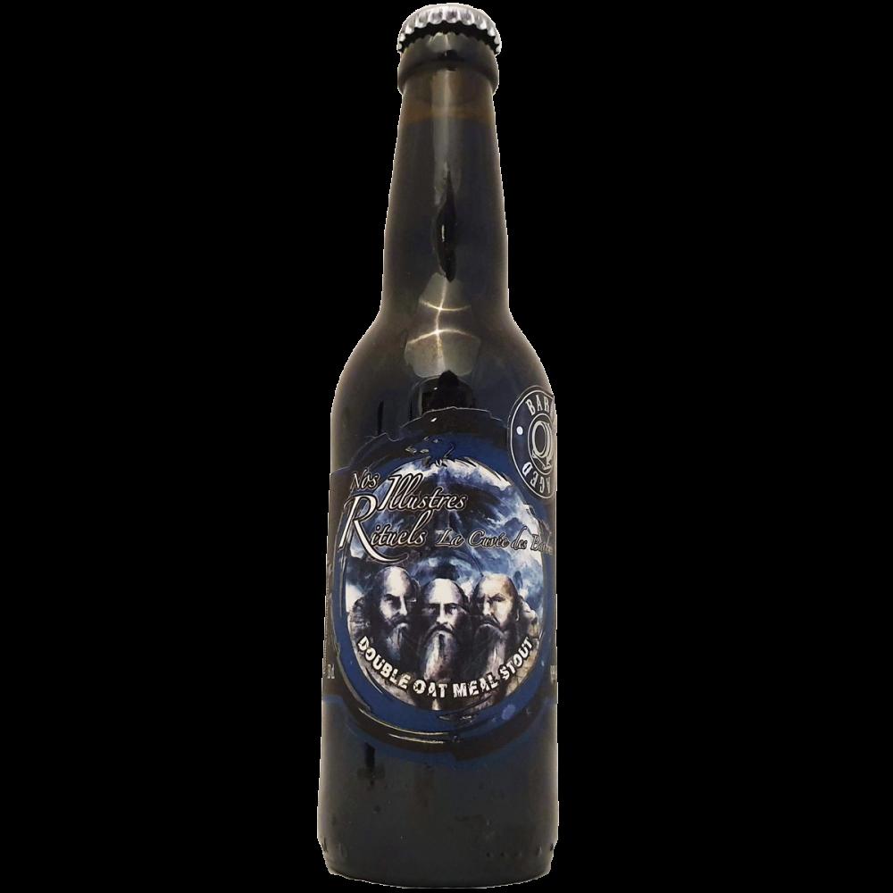 biere-nos-illustres-rituels-barrel-aged-bourbon-double-oatmeal-stout-brasserie-ouroboros-bouteille-33-cl