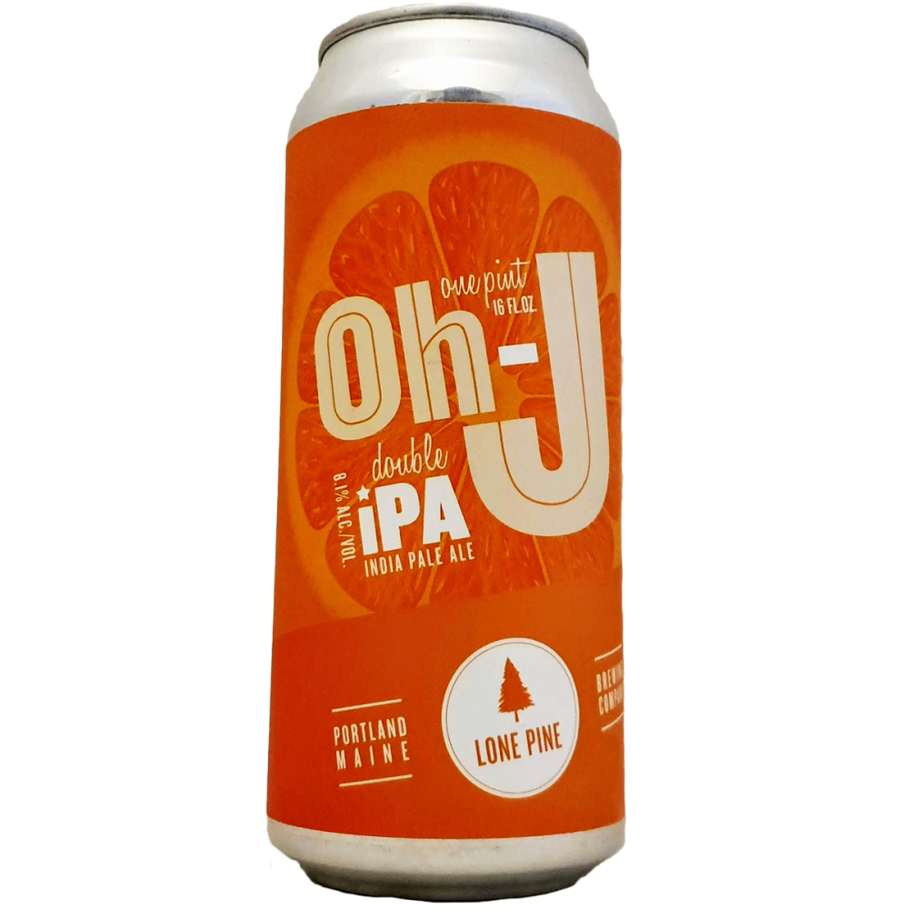 Oh-J - 46,8 cl - Lone Pine Brewing Company