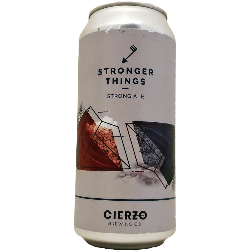 Stronger Things - 44 cl - Cierzo Brew Co Brasserie