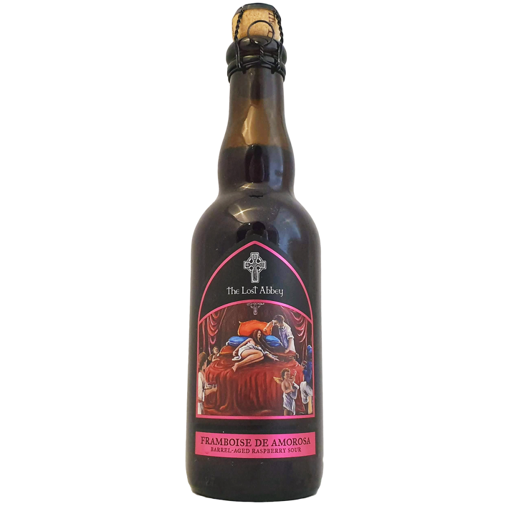 Framboise de Amorosa - 37,5 cl - The Lost Abbey