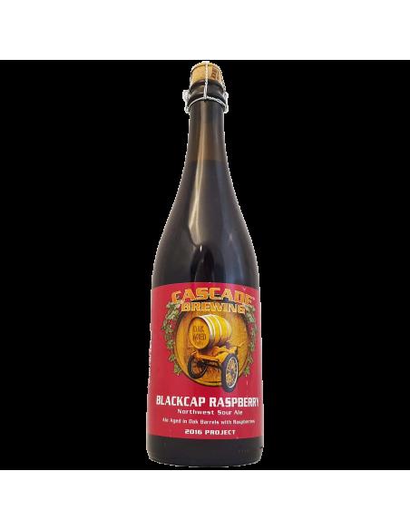 Blackcap Raspberry 2016 - 75 cl - Cascade Brewing