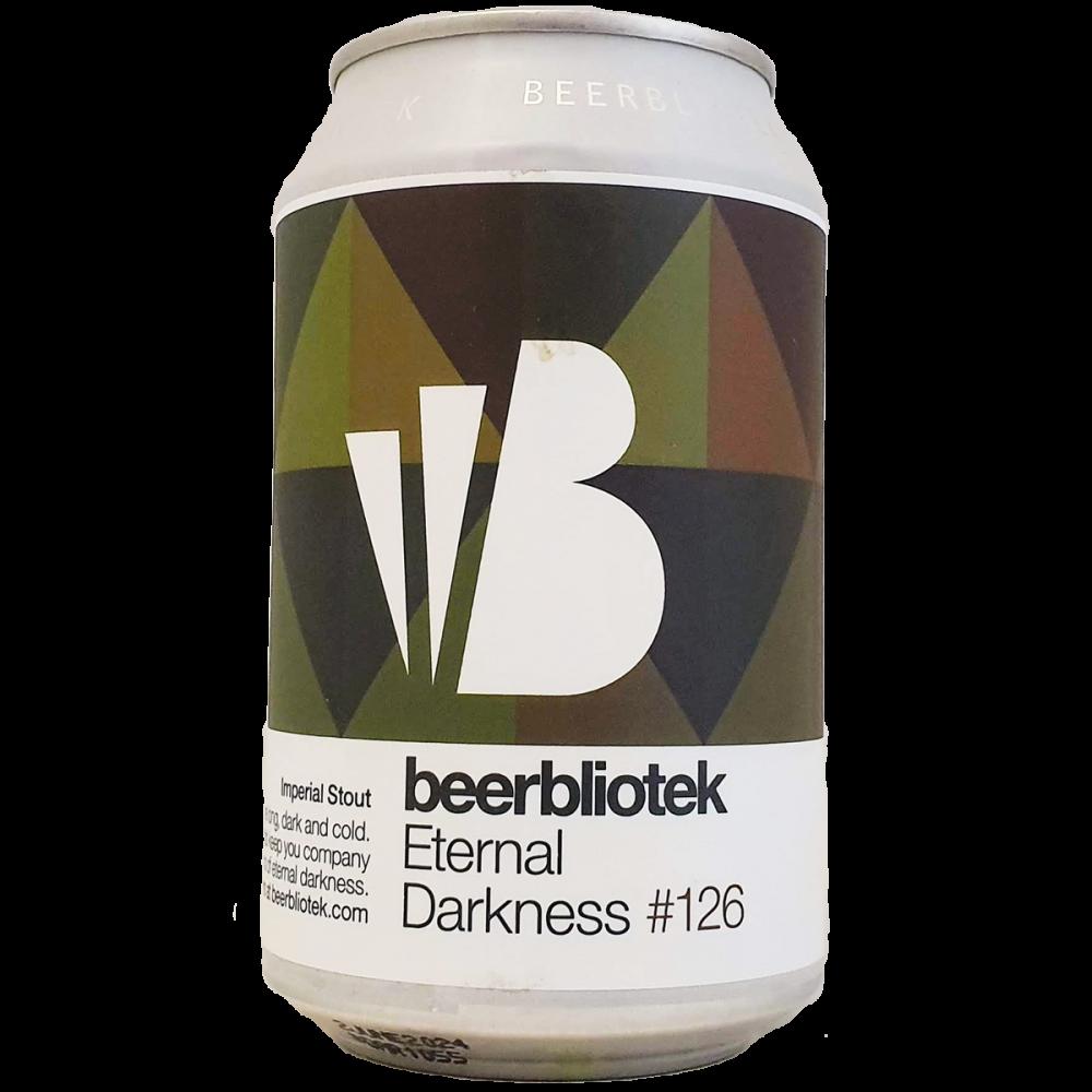 Eternal Darkness - 33 cl - Beerbliothek