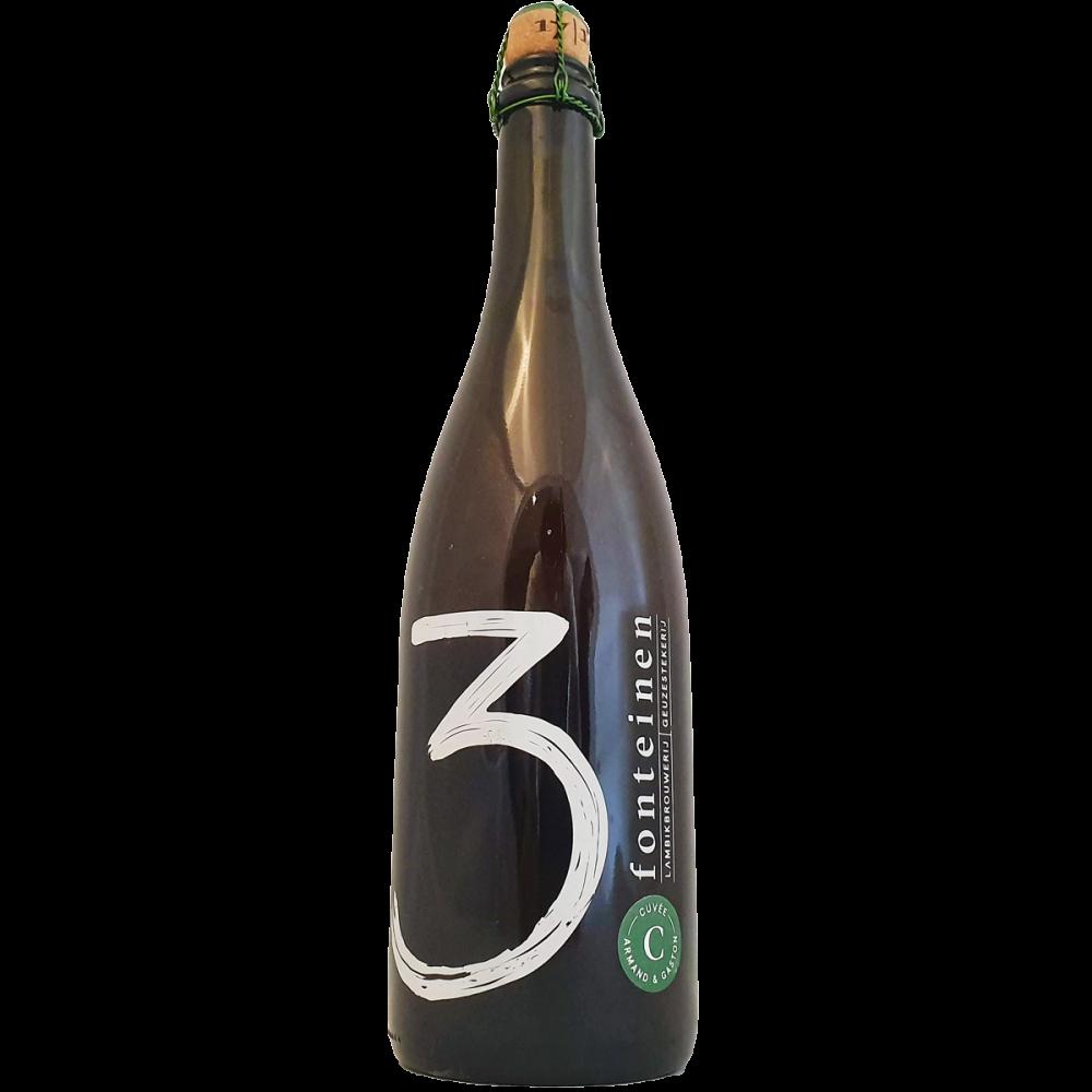 3 Fonteinen Oude Geuze Cuvée Armand & Gaston (season 17|18) Blend No. 19  - 75 cl