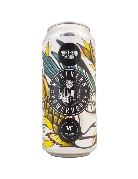 Northern Powerhouse Brew Series 004 44 cl - Northern Monk x Wylam
