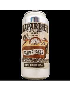 Train Shakes - 44 cl - Naparbier x Alvarado Street