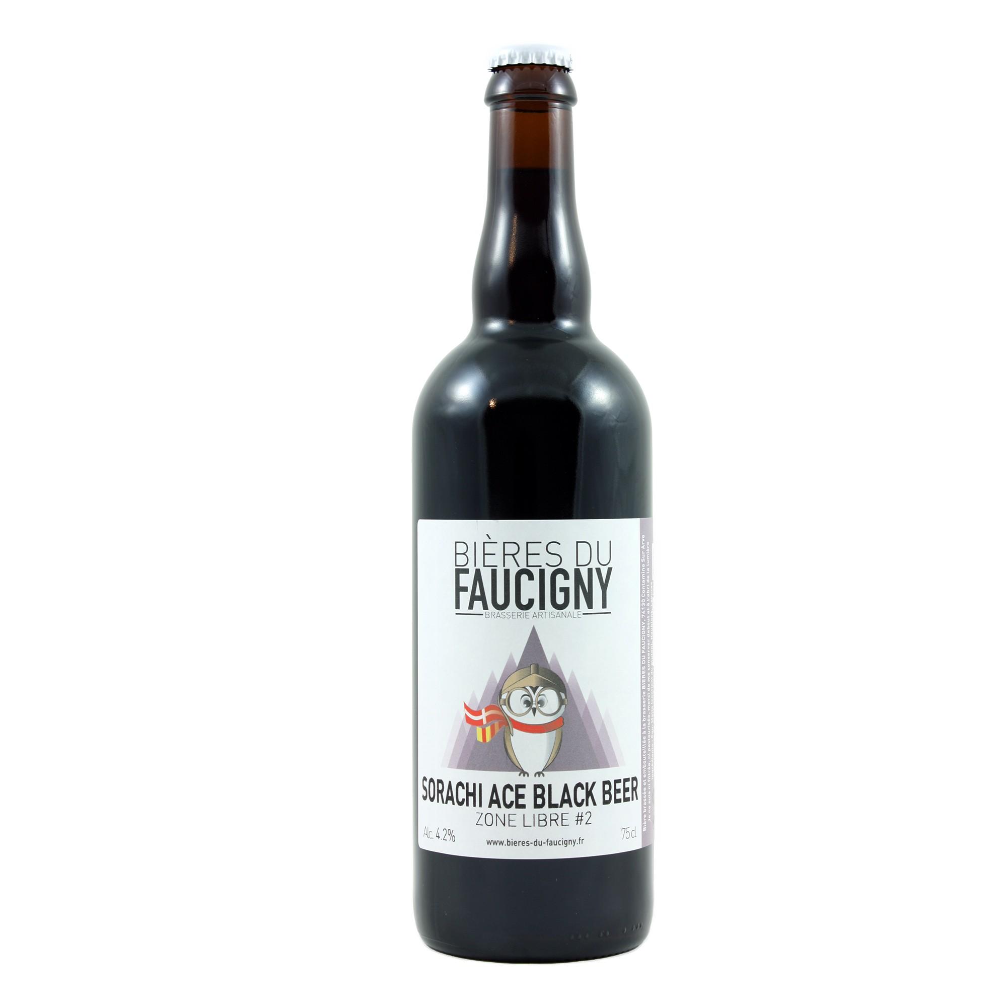 Sorachi Ace Black Beer 75 cl