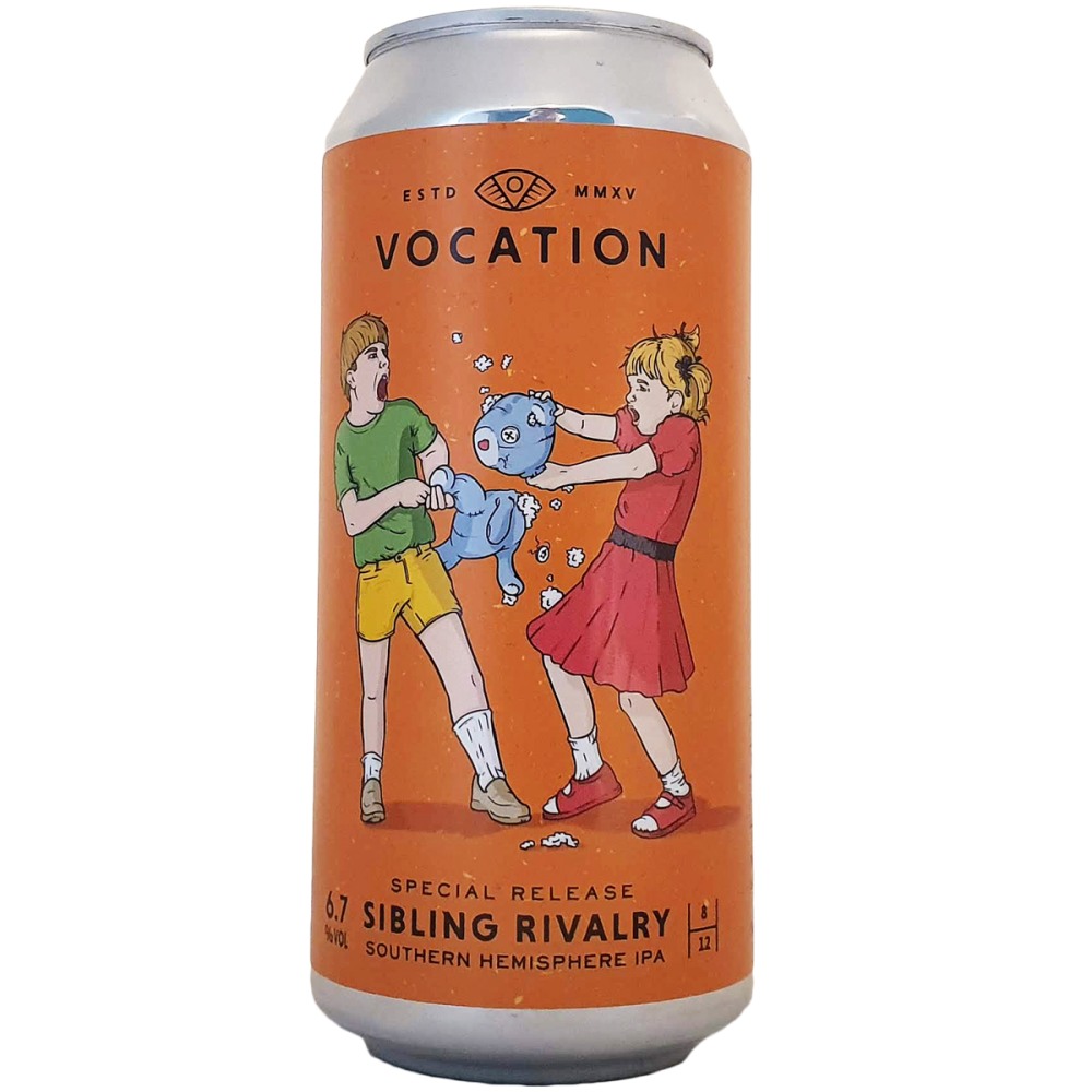Bière Sibling Rivalry 44 cl - Vocation Brewery