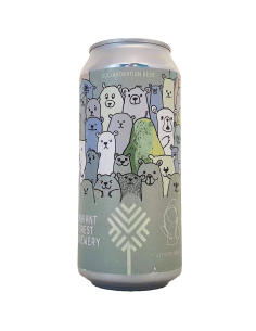Bière Grizzly Pear 44 cl - Vibrant Forest Brewery x Affinity Brew Co