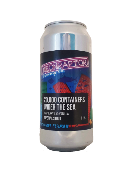 20,000 Containers Under the Sea 44 cl - Neon Raptor