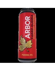 Faked Alaska (Raspberry Edition) 56,8 cl - Arbor