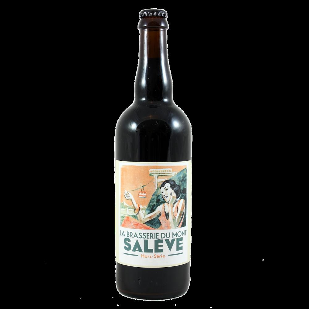 Bière Hors-Série : Tzarine Vieillie 75 cl - Brasserie du Mont Salève