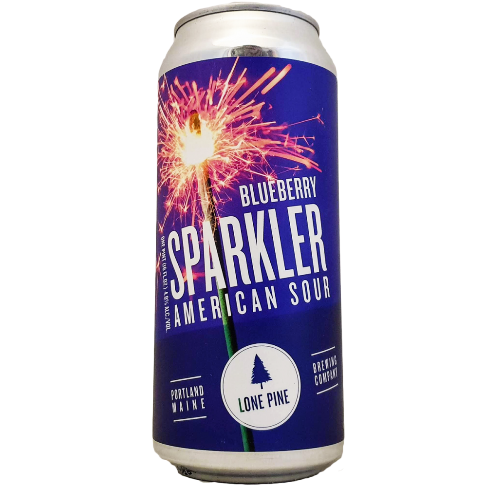 Blueberry Sparkler - 46,8 cl - Lone Pine Brewing Company