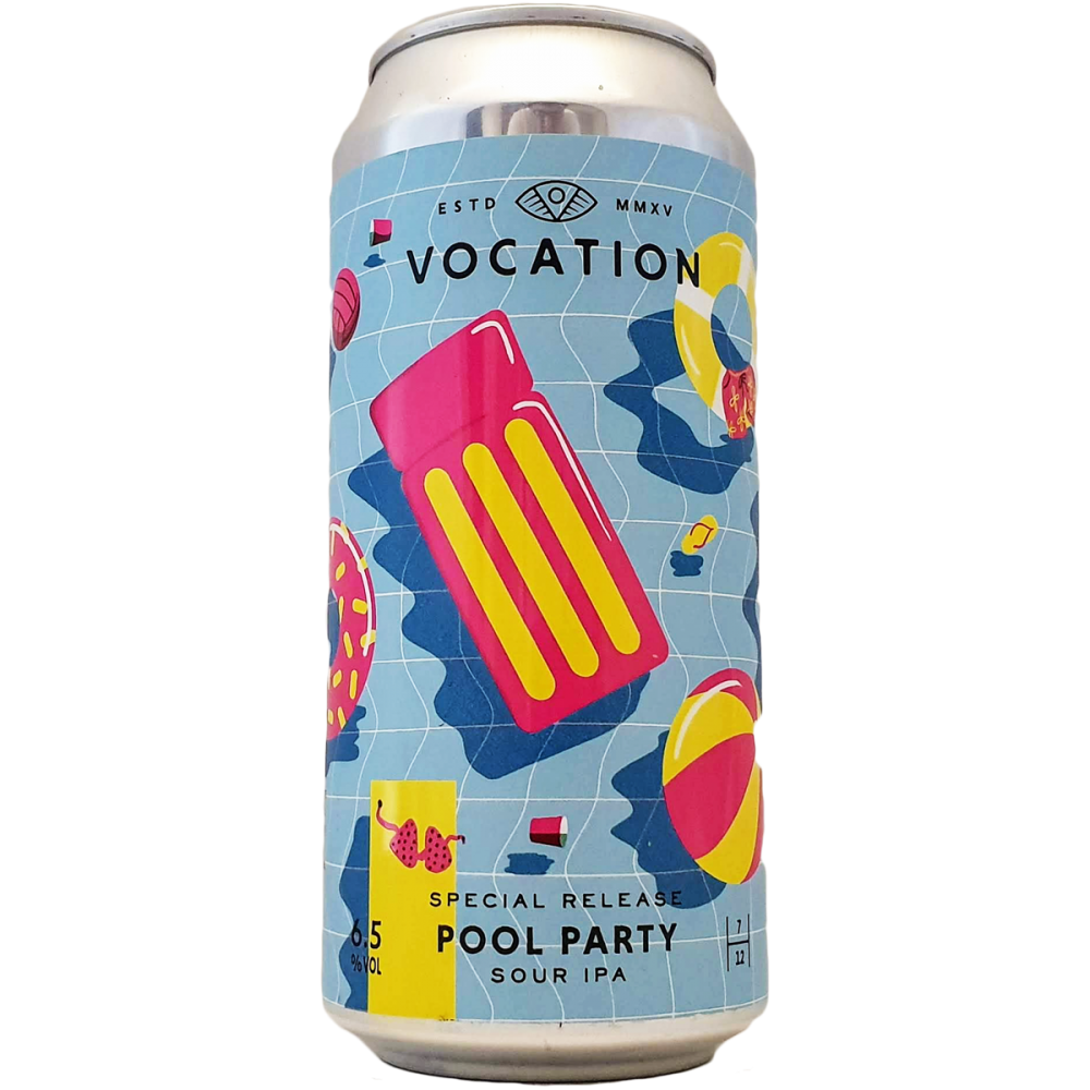 Pool Party - 44 cl - Vocation Sour IPA