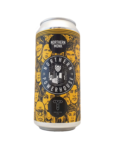 Northern Powerhouse Brew Series 001 // Small IPA // Track Brewing Co. - 44 cl - Northern Monk