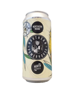 Northern Powerhouse Brew Series 002 44 cl - Northern Monk x North