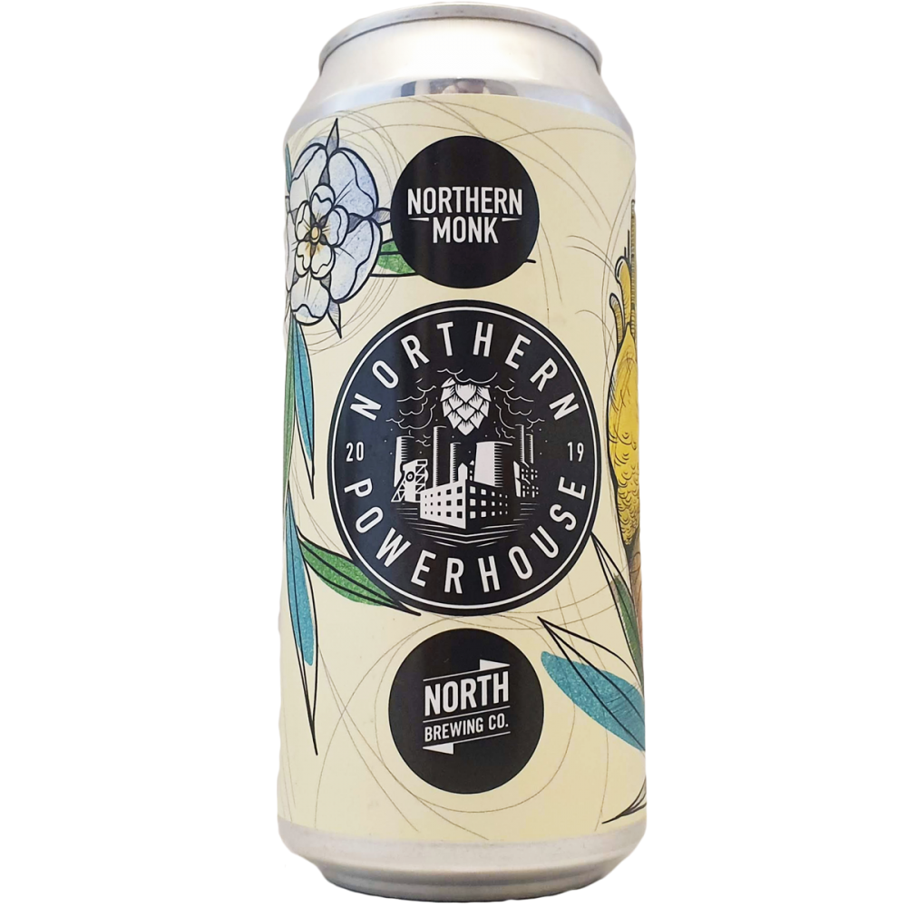 Northern Powerhouse Brew Series 002 // Triple Fruit Gose // North Brewing Co. - 44 cl