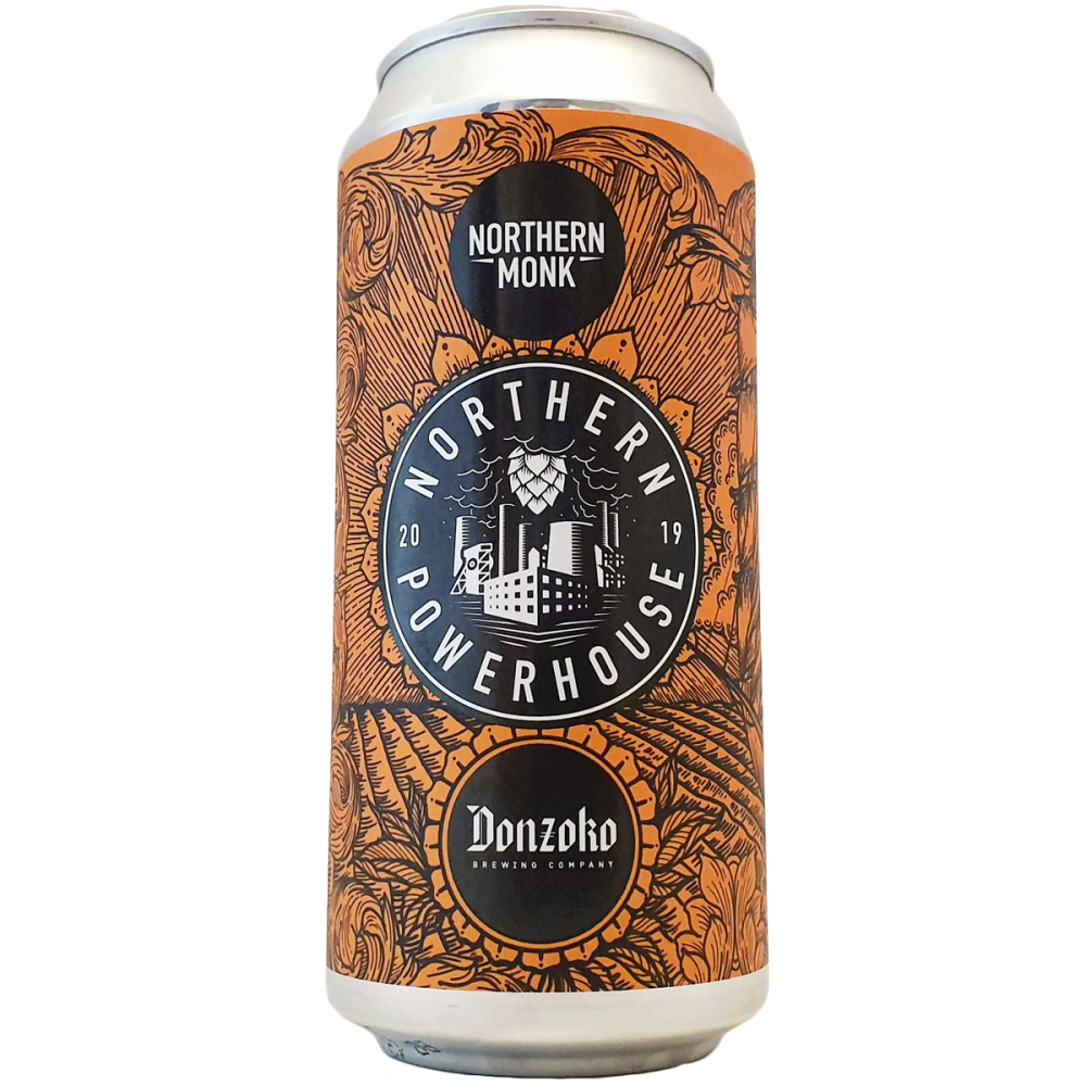 Northern Powerhouse Brew Series 003 // Bavarian Pilsner // Donzoko Brewing Company - 44 cl - Northern Monk