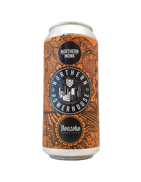 Northern Powerhouse Brew Series 003 44 cl - Northern Monk x Donzoko