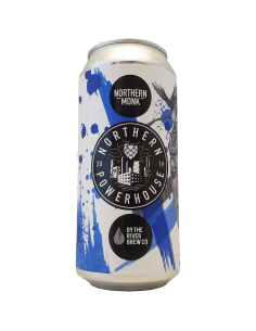 Northern Powerhouse Brew Series 007 44 cl - Northern Monk x By The River