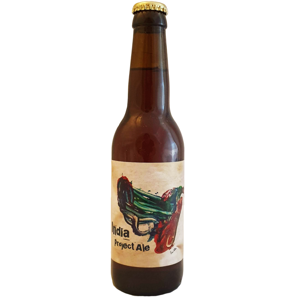 Bière India Project'Ale - 33 cl - Brasserie Craig Allan