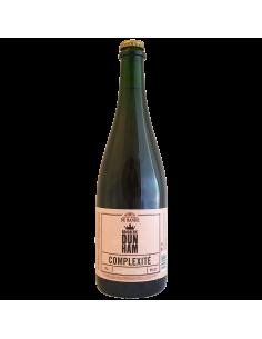 Bière Complexité - 75 cl - Brasserie De Ranke x Dunham