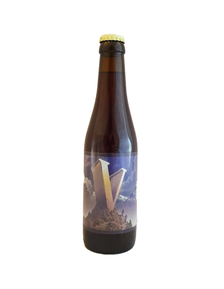Bière V Cense - 33 cl - Brasserie de Jandrain-Jandrenouille