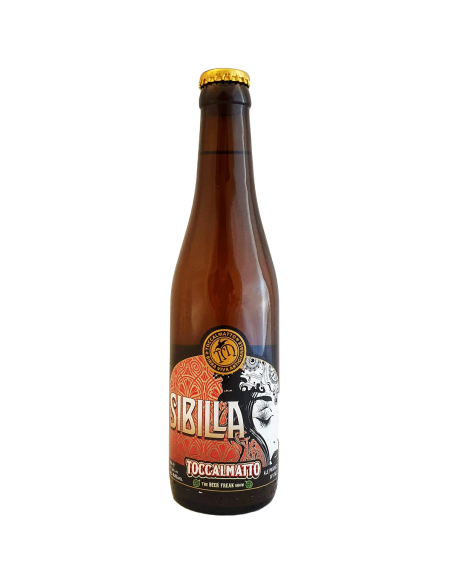 Sibilla Farmhouse Ale - 33 cl - Birra Toccalmatto
