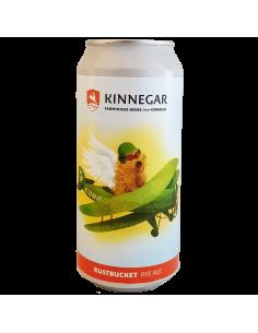 Rustbucket Rye Ale - 44 cl - Kinnegar