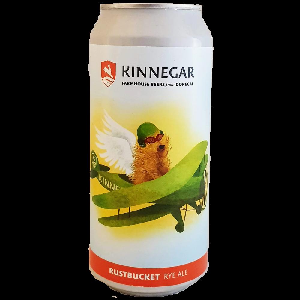 Bière Rustbucket Rye Ale - 44 cl - Kinnegar Brewing