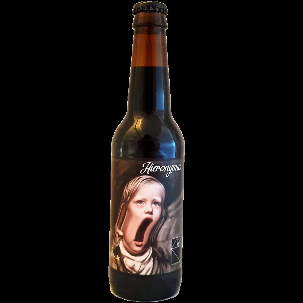 Bière Hieronymus - 33 cl - Brasserie La Débauche