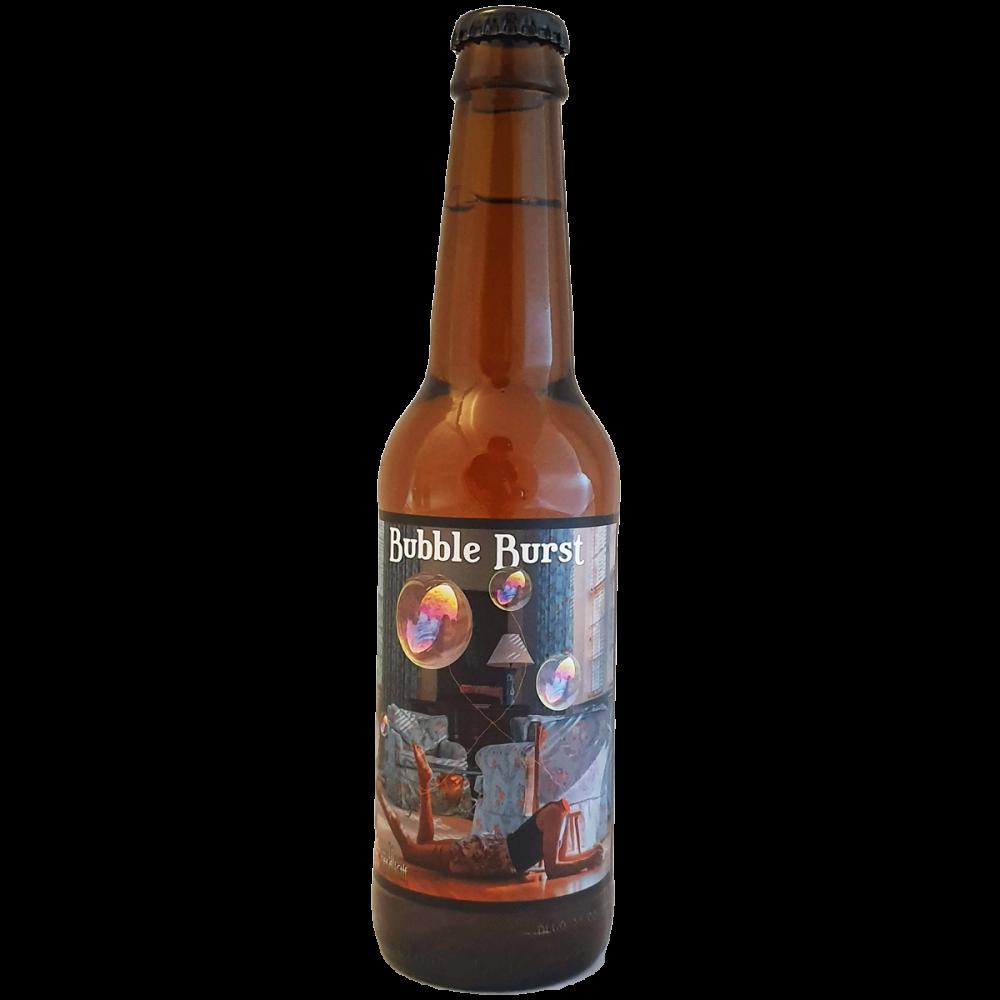Bière Bubble Burst - 33 cl - Brasserie La Débauche