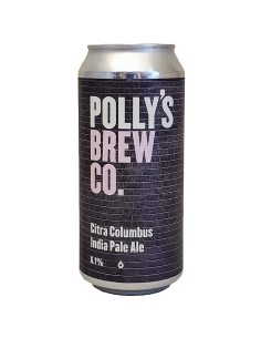 Citra Columbus India Pale Ale - 44 cl - Polly's Brew Co