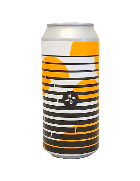 Touch Sensitive DIPA - 44 cl - North Brewing