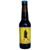 Bière Invalid Oatmeal Stout - 33 cl - Nomade Brewery