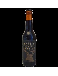 Imperial Stout Vanille Brasserie Veyrat Bière Artisanale Bieronomy