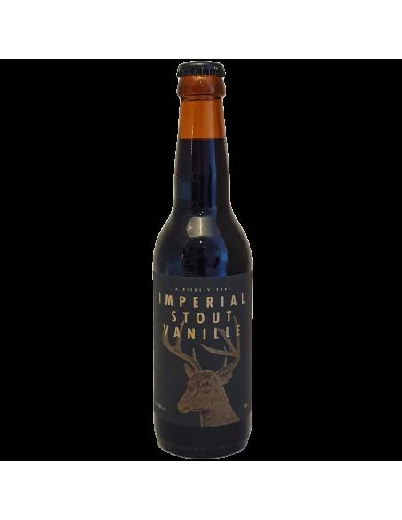 Imperial Stout Vanille - 33 cl - Veyrat