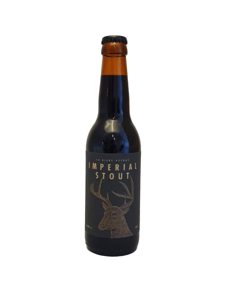 Imperial Stout 33 cl - Veyrat