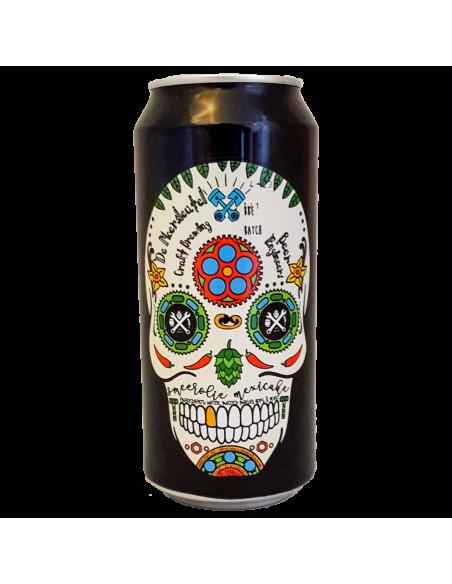 Bière Smeerolie Mexicake Imperial Stout - De Moersleutel